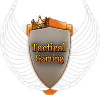 Tactical-Gaming Logo